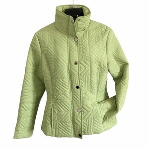 WEATHERPROOF GARMENT quilted walker spring jacket